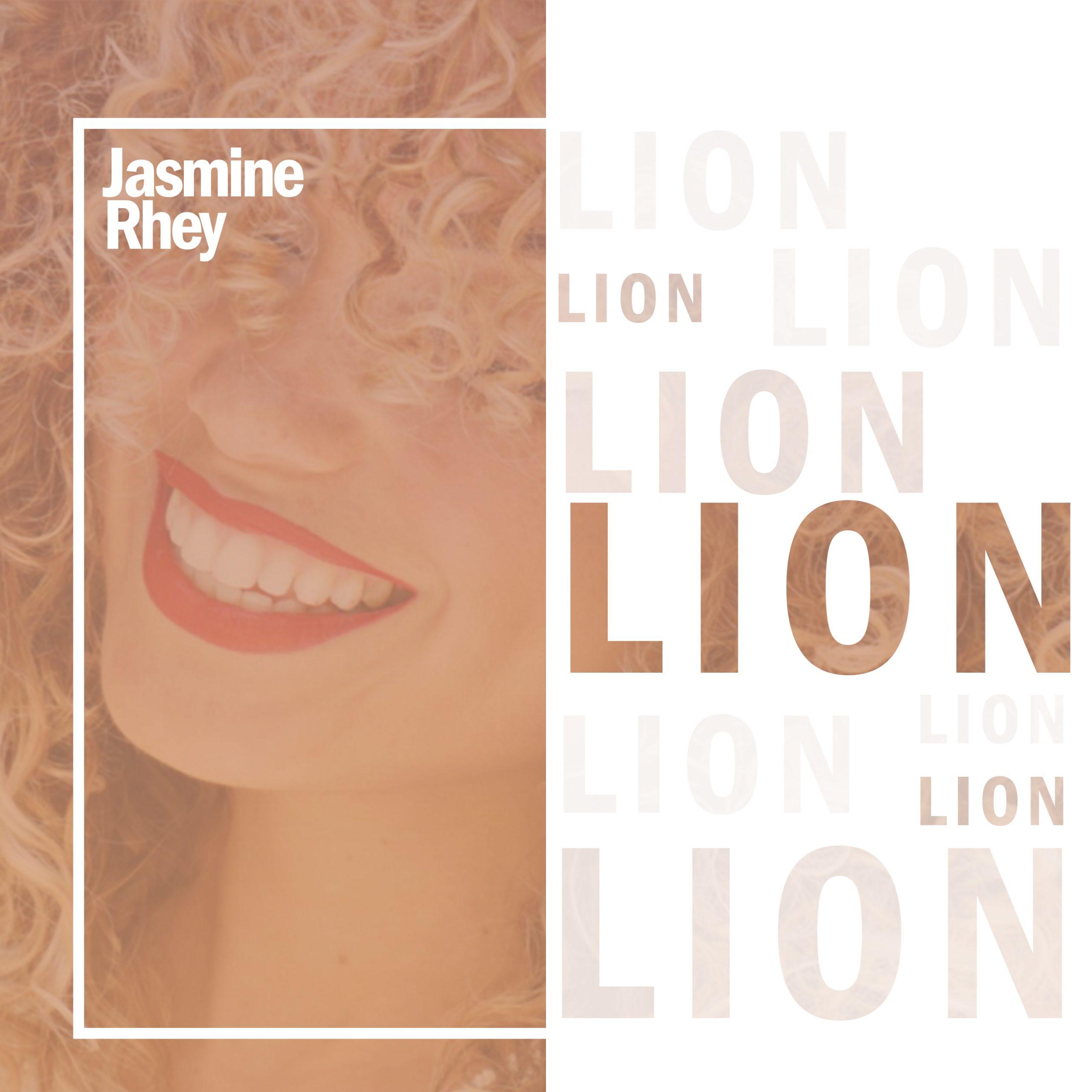 Lion Album Cover by JR